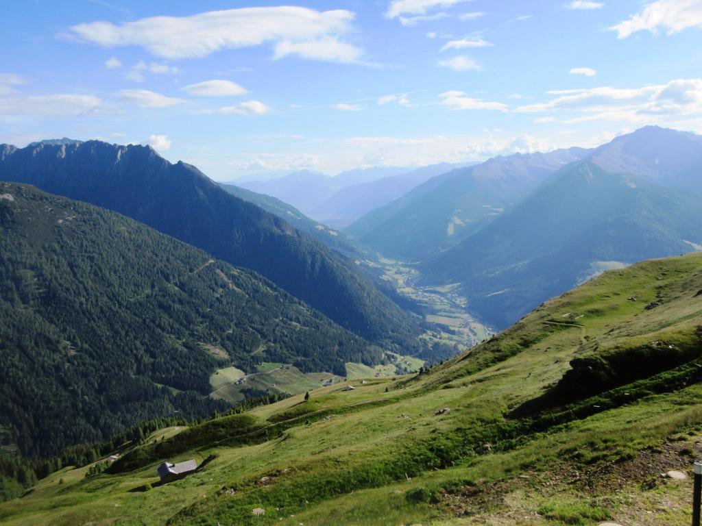 Valle del Passo Giovo